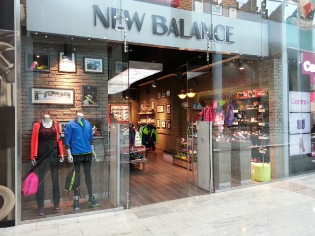 New Balance официальный сайт